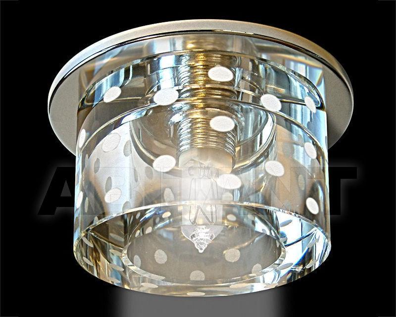 Купить Встраиваемый светильник Gumarcris  Crystal Spot Lights 2082 CR