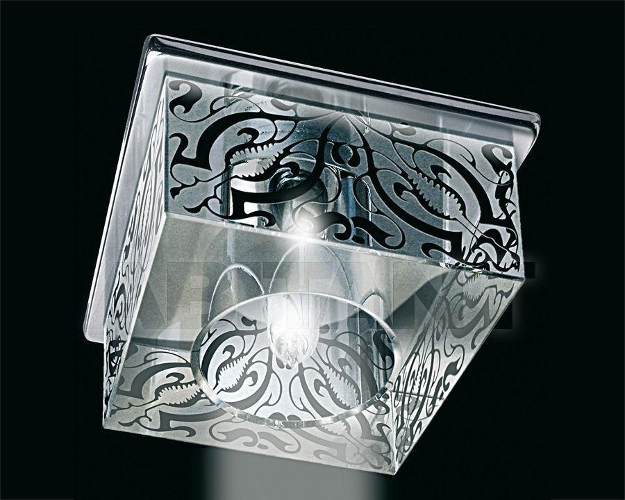 Купить Встраиваемый светильник Gumarcris  Crystal Spot Lights 1642CR