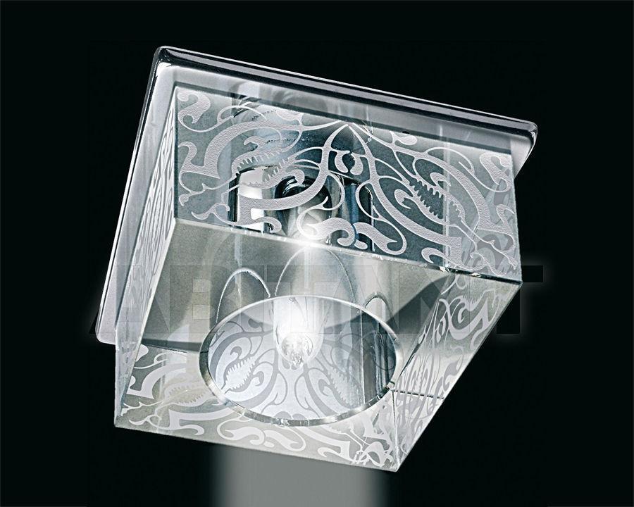 Купить Встраиваемый светильник Gumarcris  Crystal Spot Lights 1645CR