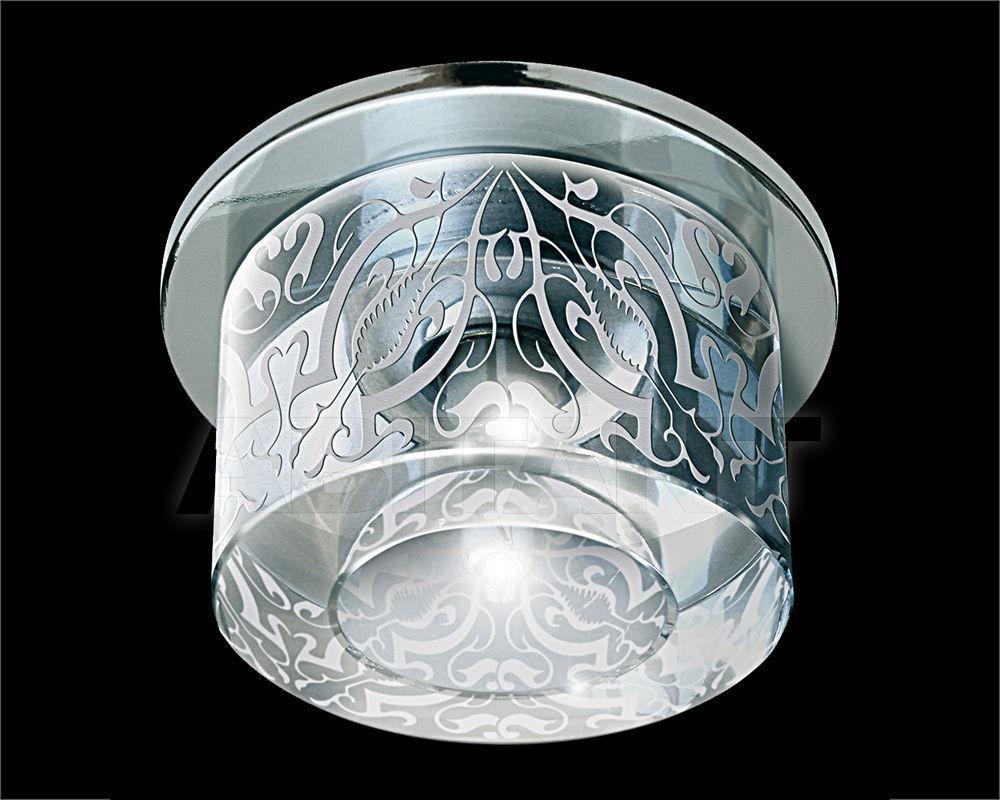 Купить Встраиваемый светильник Gumarcris  Crystal Spot Lights 1655CR