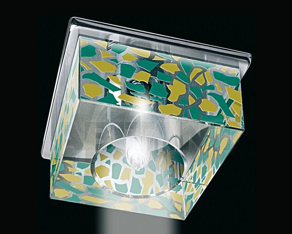 Купить Встраиваемый светильник Gumarcris  Crystal Spot Lights 1634CR