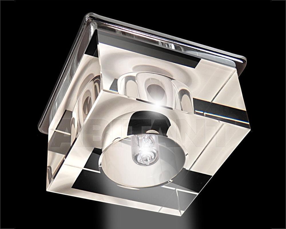 Купить Встраиваемый светильник Gumarcris  Crystal Spot Lights 2136CR