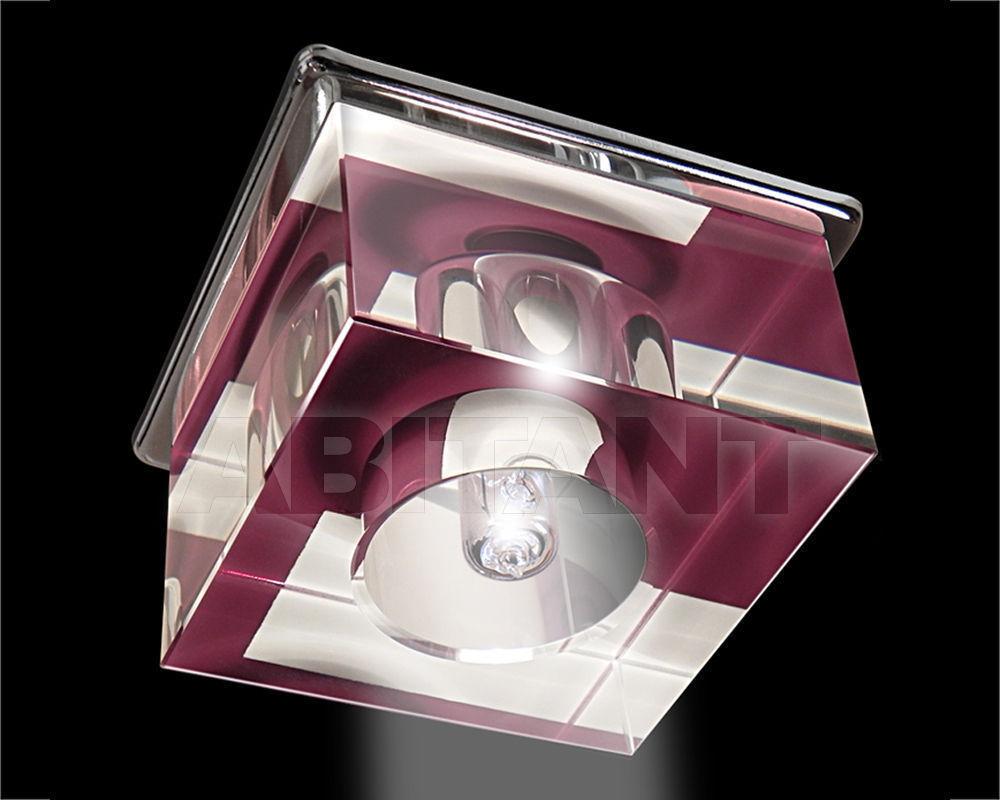 Купить Встраиваемый светильник Gumarcris  Crystal Spot Lights 2135CR