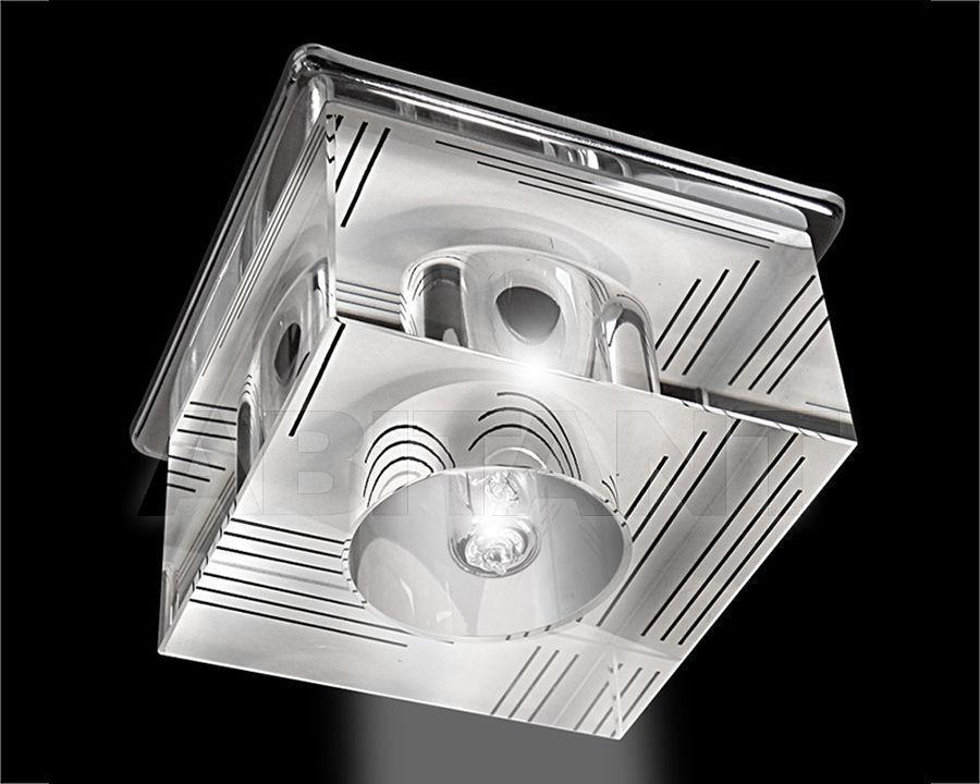 Купить Встраиваемый светильник Gumarcris  Crystal Spot Lights 2130CR