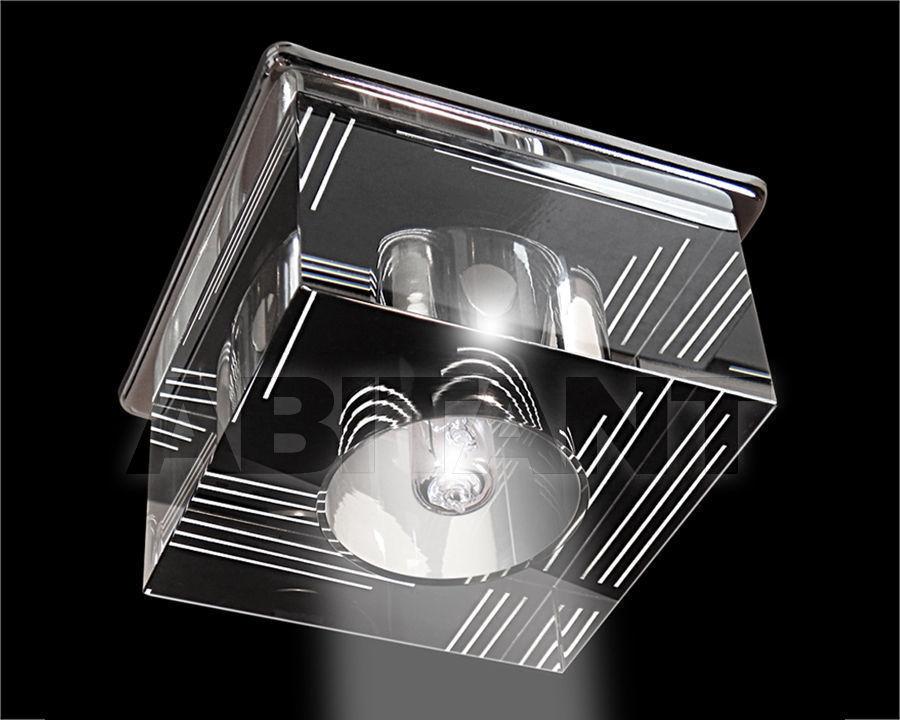 Купить Встраиваемый светильник Gumarcris  Crystal Spot Lights 2131CR