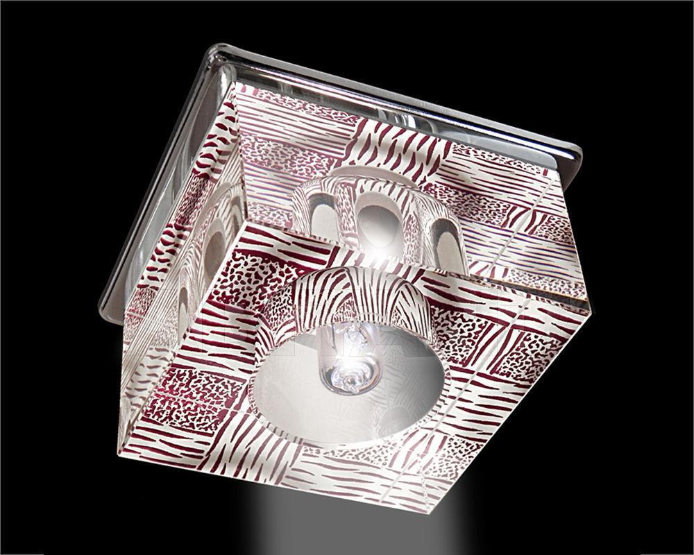 Купить Встраиваемый светильник Gumarcris  Crystal Spot Lights 2142CR