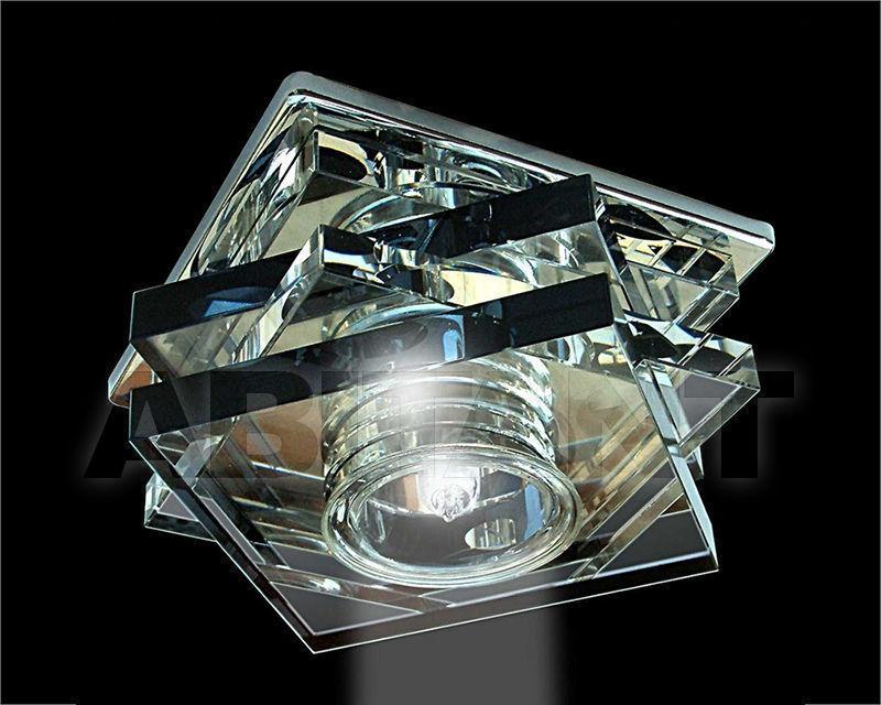 Купить Встраиваемый светильник Gumarcris  Crystal Spot Lights 1667CR