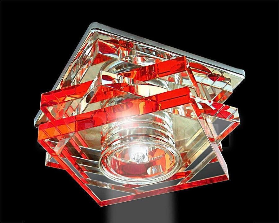 Купить Встраиваемый светильник Gumarcris  Crystal Spot Lights 1671CR