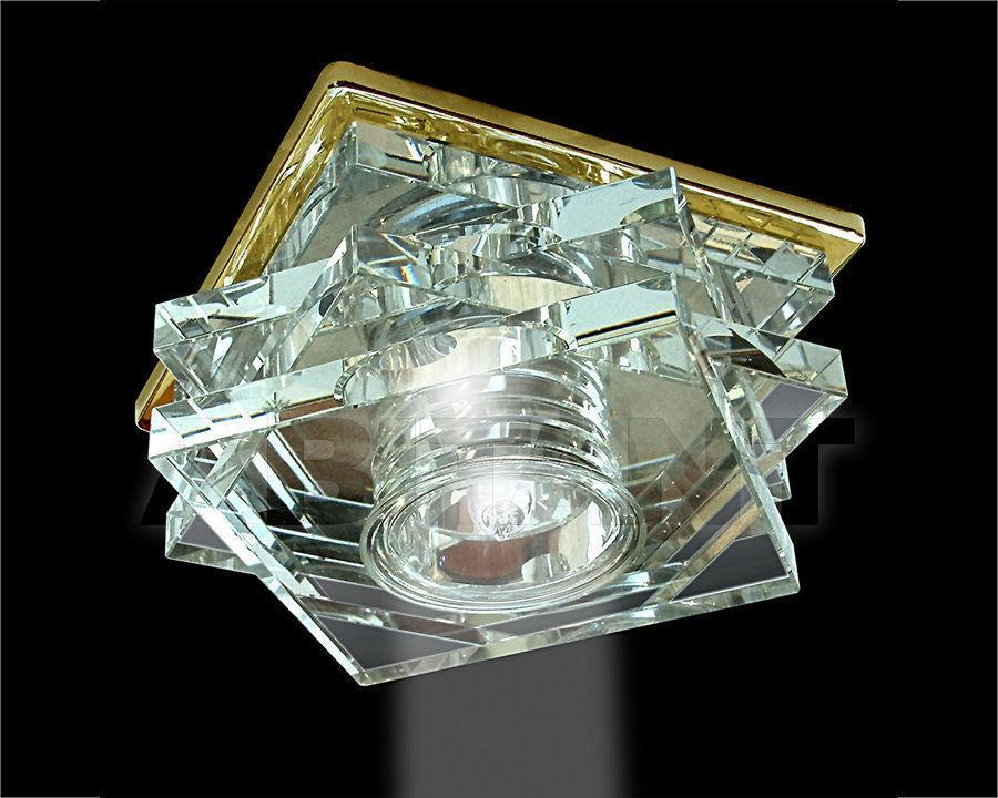 Купить Встраиваемый светильник Gumarcris  Crystal Spot Lights 1660OR