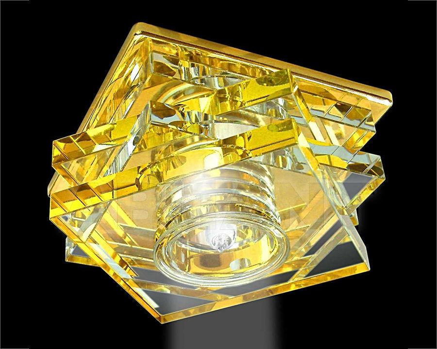 Купить Встраиваемый светильник Gumarcris  Crystal Spot Lights 1670OR