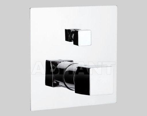 Купить Встраиваемый смеситель Daniel Rubinetterie Anima & Design OX23612CR