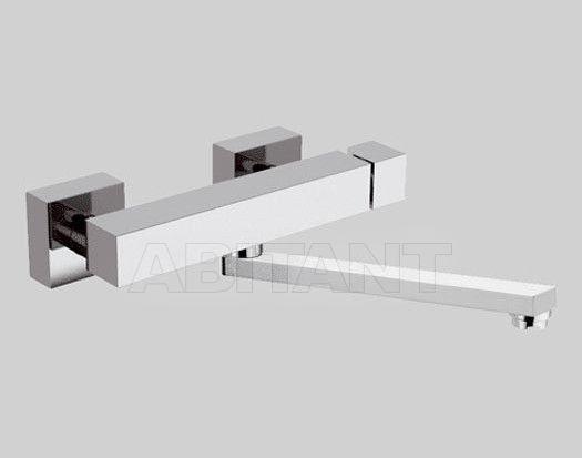 Купить Смеситель настенный Daniel Rubinetterie Anima & Design OX23609CR