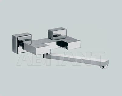 Купить Смеситель настенный Daniel Rubinetterie Anima & Design W7004CR