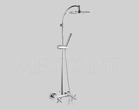 Купить Душевая система Daniel Rubinetterie 2012 J4436CR