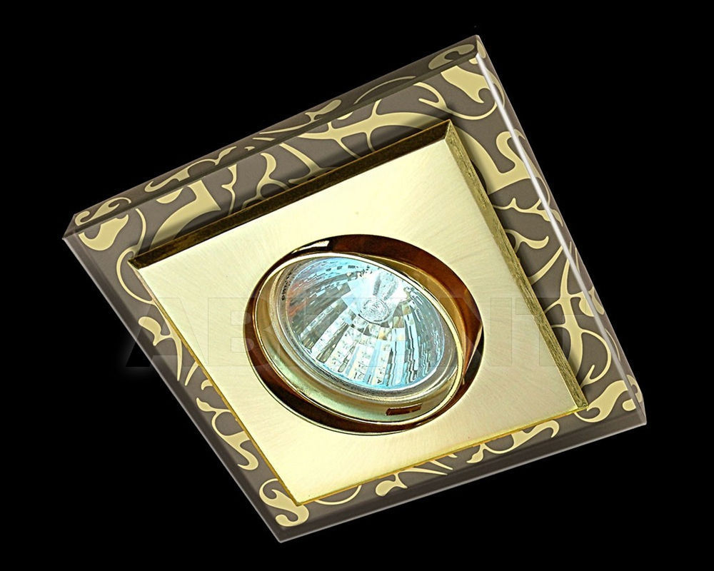 Купить Встраиваемый светильник Gumarcris  Decorated Crystal 1804MA