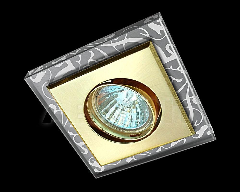 Купить Встраиваемый светильник Gumarcris  Decorated Crystal 1801GR