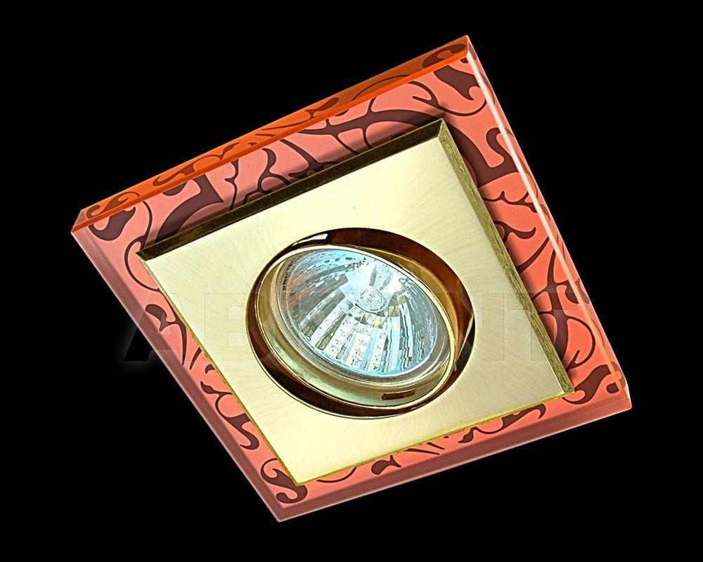 Купить Встраиваемый светильник Gumarcris  Decorated Crystal 1805NA
