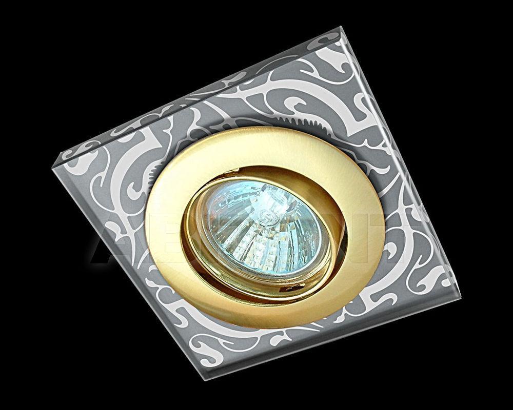 Купить Встраиваемый светильник Gumarcris  Decorated Crystal 1771GR