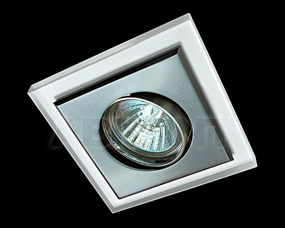 Купить Встраиваемый светильник Gumarcris  Crystal Spot Lights 1730BL