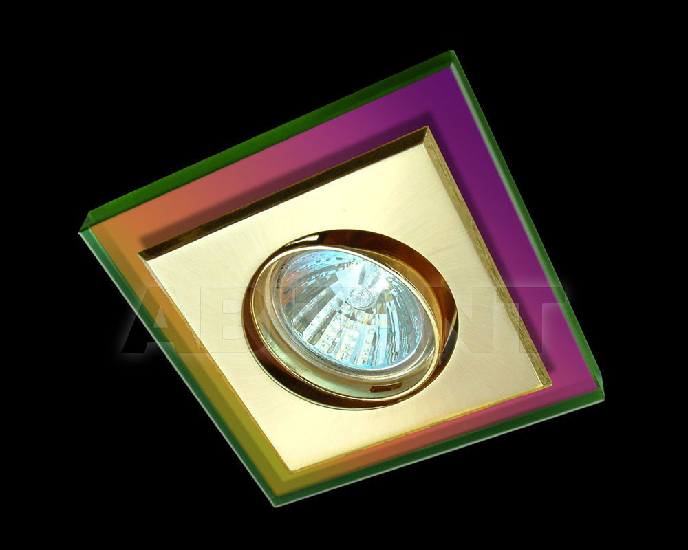 Купить Встраиваемый светильник Gumarcris  Decorated Crystal 1746IR