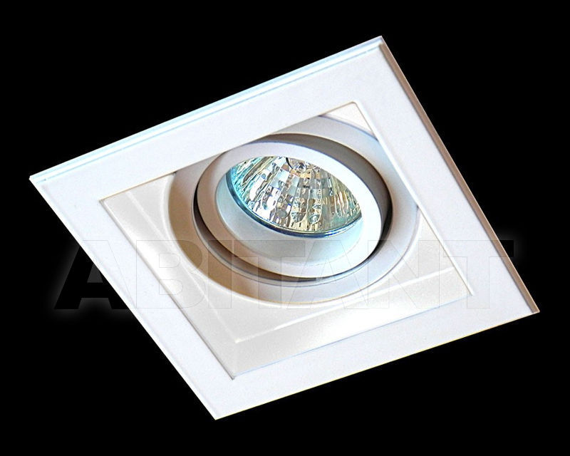 Купить Встраиваемый светильник Gumarcris  Metallic 405BLA