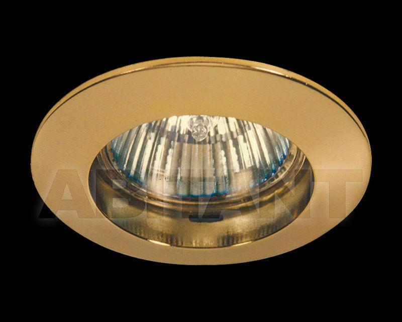 Купить Встраиваемый светильник Gumarcris  Metallic 312ORO