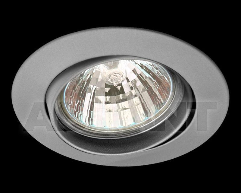Купить Встраиваемый светильник Gumarcris  Metallic 347GRI