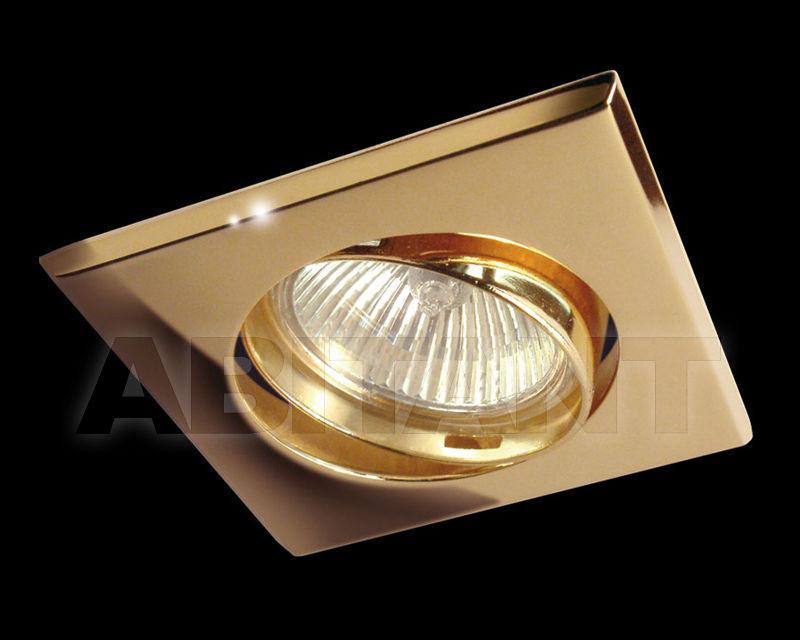 Купить Встраиваемый светильник Gumarcris  Metallic 352ORO