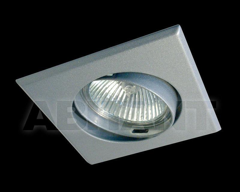 Купить Встраиваемый светильник Gumarcris  Metallic 357GRI