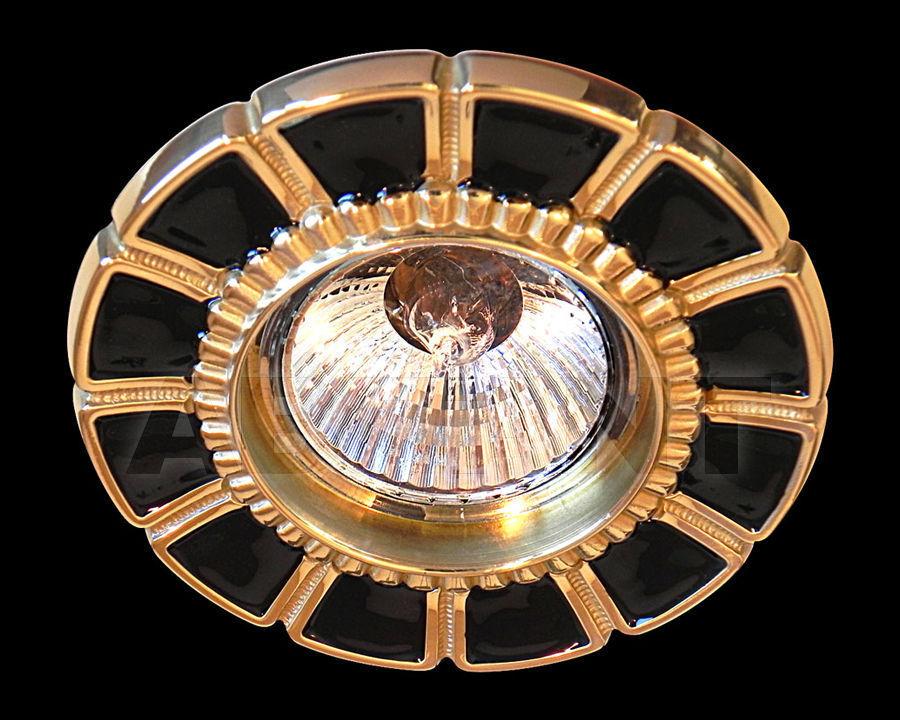 Купить Встраиваемый светильник Gumarcris  Metallic 383NEG