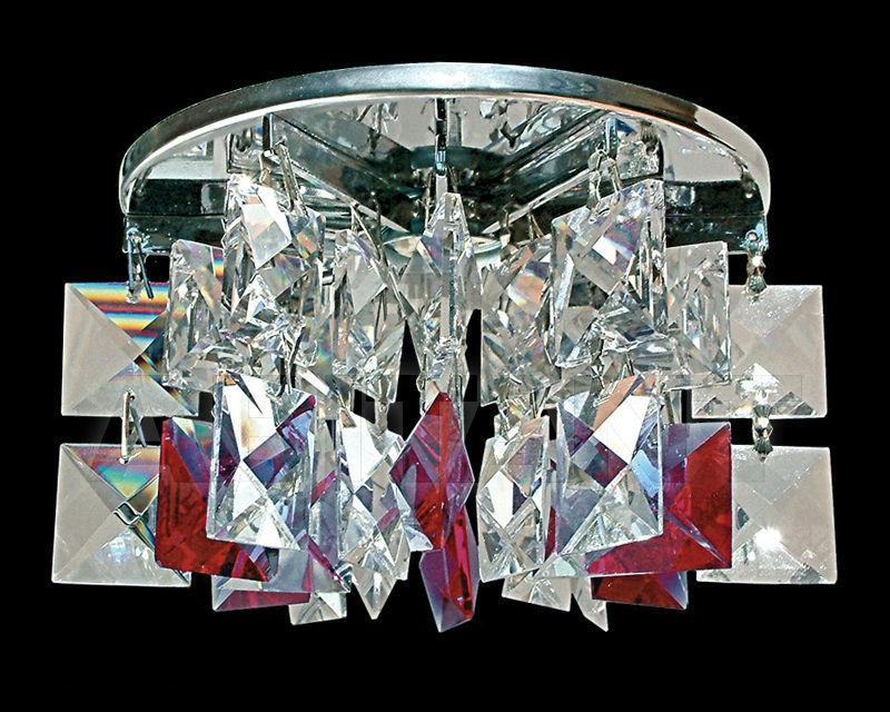 Купить Светильник точечный Gumarcris  Crystal Elements 1535RO