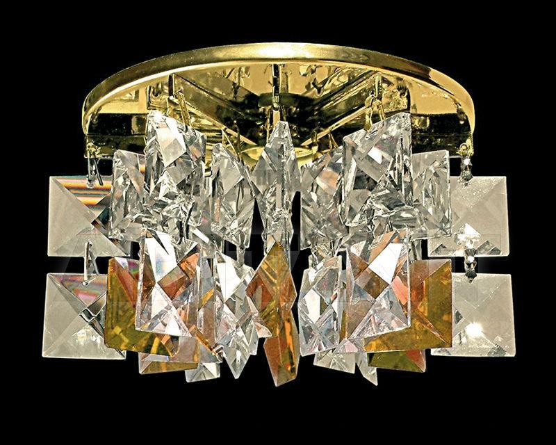 Купить Светильник точечный Gumarcris  Crystal Elements 1533AM