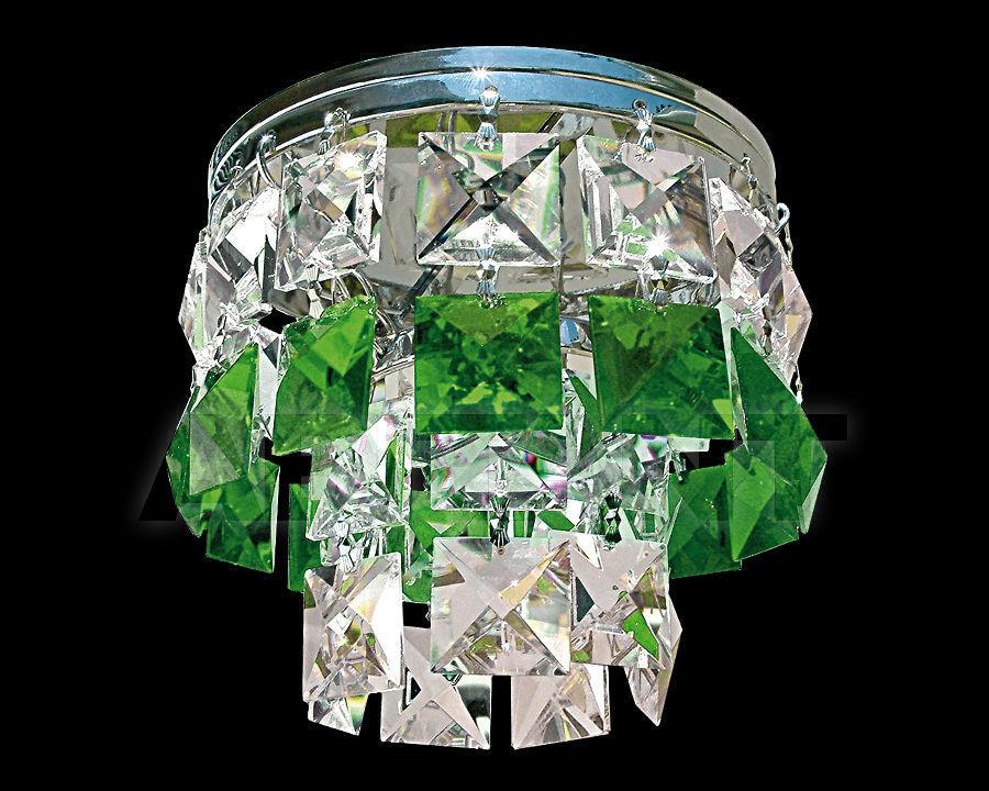 Купить Светильник точечный Gumarcris  Crystal Spot Lights 1574VE
