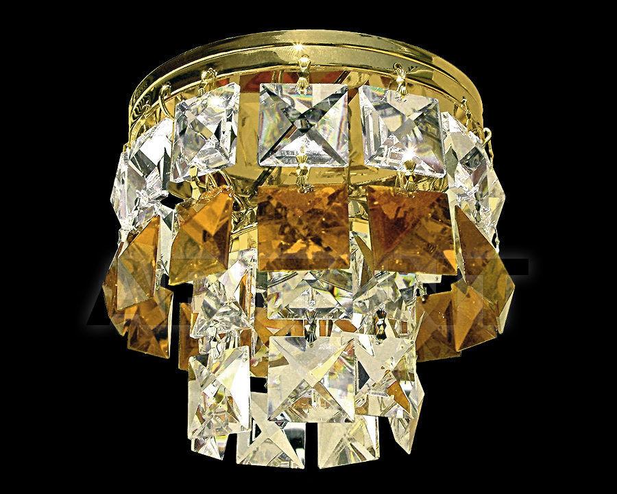 Купить Светильник точечный Gumarcris  Crystal Elements 1573AM