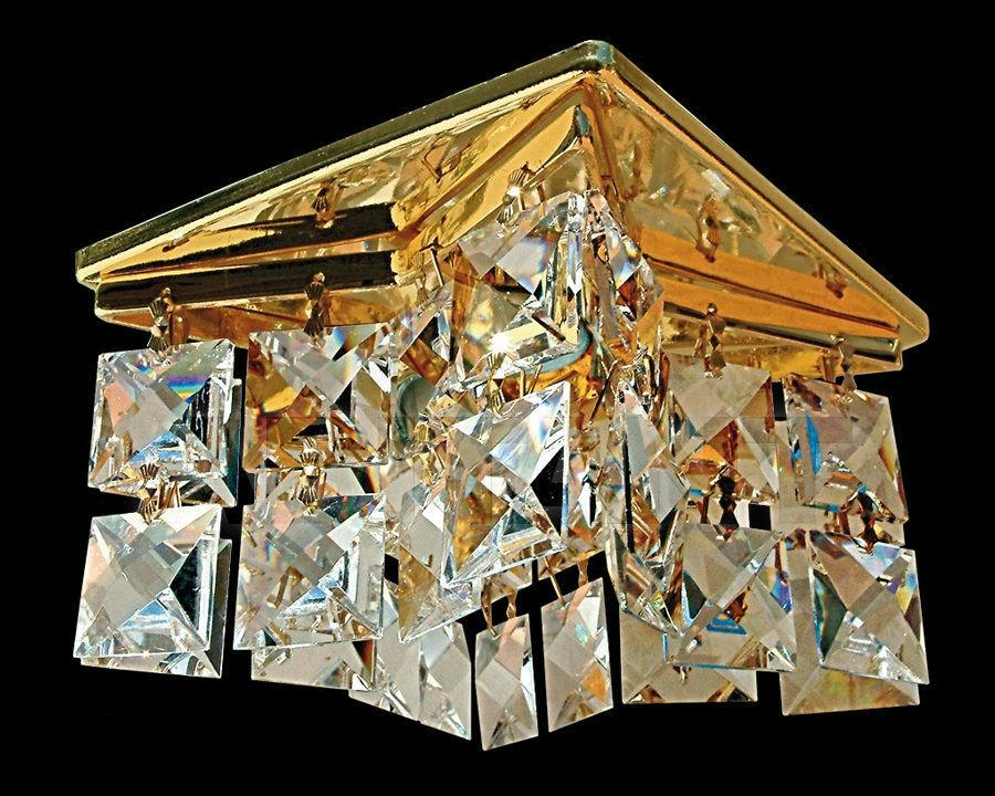 Купить Светильник точечный Gumarcris  Crystal Elements 1560OR