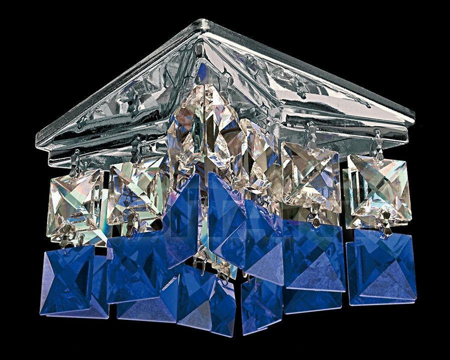 Купить Светильник точечный Gumarcris  Crystal Elements 1562AZ