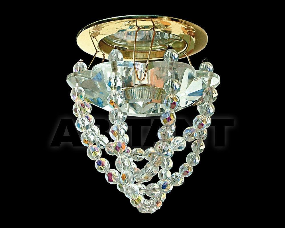 Купить Светильник точечный Gumarcris  Crystal Elements 1580OR