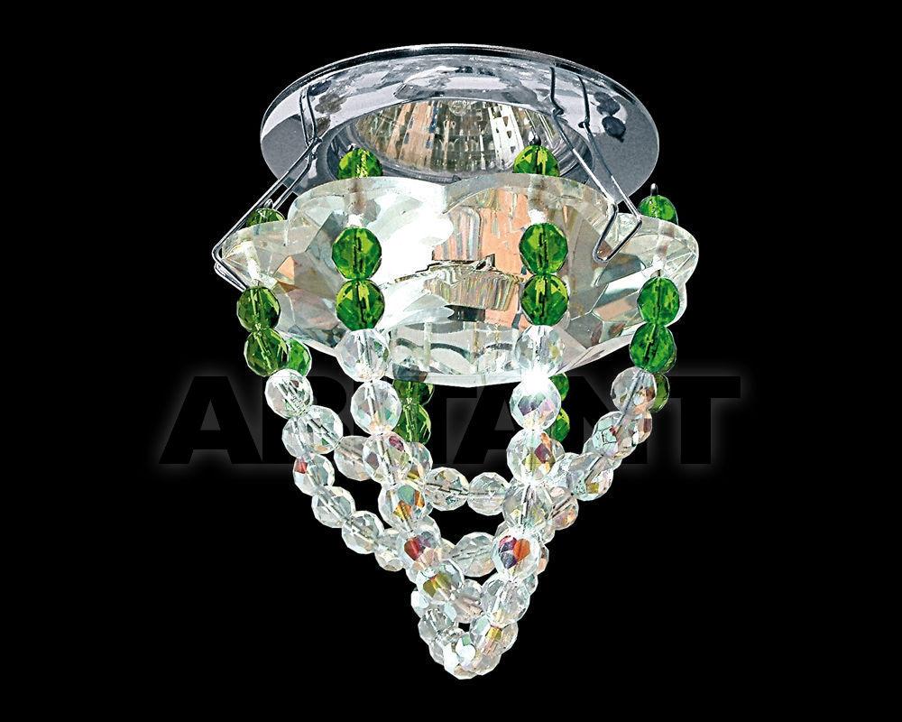 Купить Светильник точечный Gumarcris  Crystal Elements 1584VE