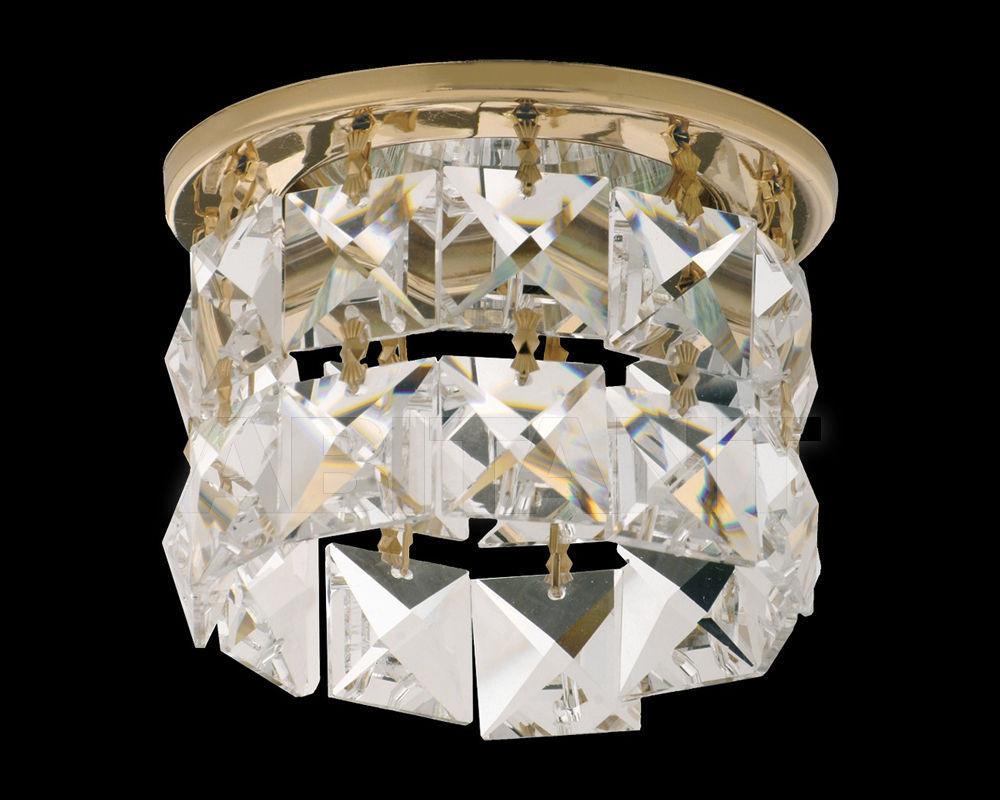 Купить Светильник точечный Gumarcris  Crystal Elements 1101OR