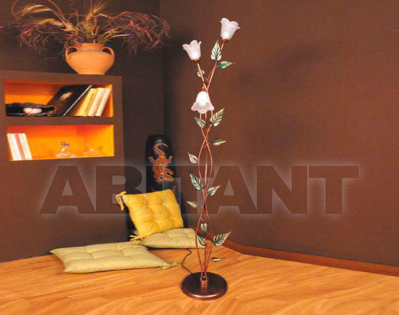 Купить Лампа напольная Novecento 2011 019 3T49.147