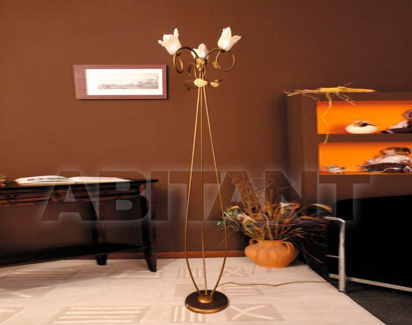 Купить Лампа напольная Novecento 2011 086 3P63.145