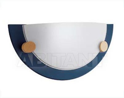Купить Светильник настенный Leonardo Luce Italia Interno Decorativo 3021/BLU