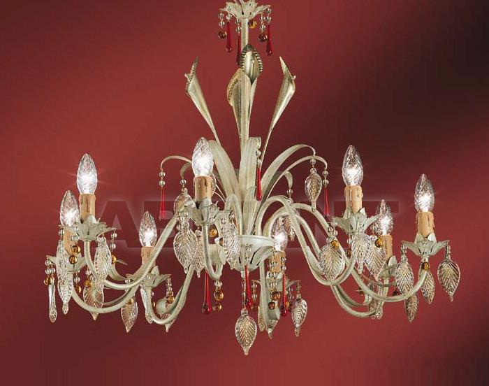 Купить Люстра Dalila Leonardo Luce Italia Interno Decorativo 2402/S8