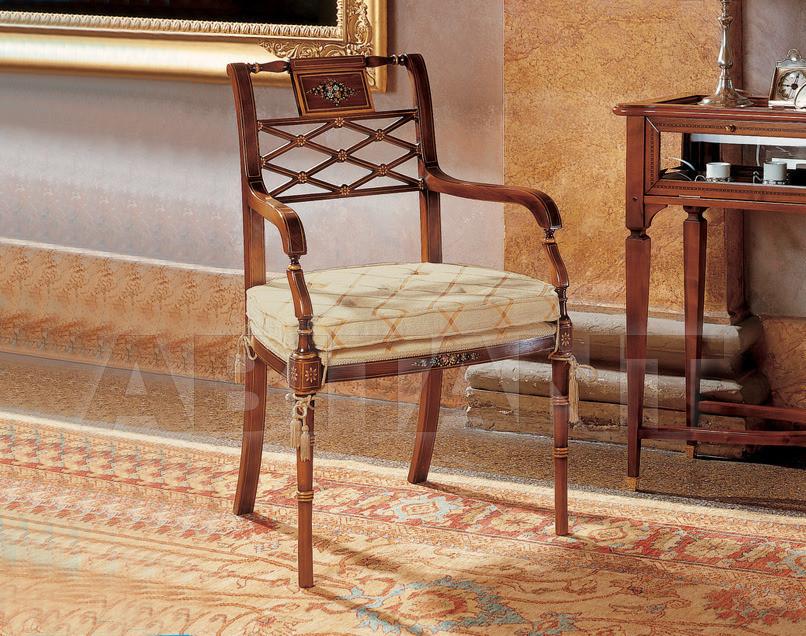 Купить Стул с подлокотниками F.LLI Sanvito Daphne 02960