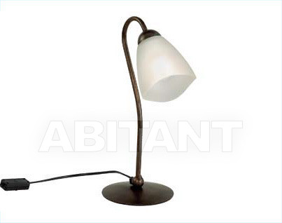 Купить Лампа настольная Jade Leonardo Luce Italia Interno Decorativo 2319/L1
