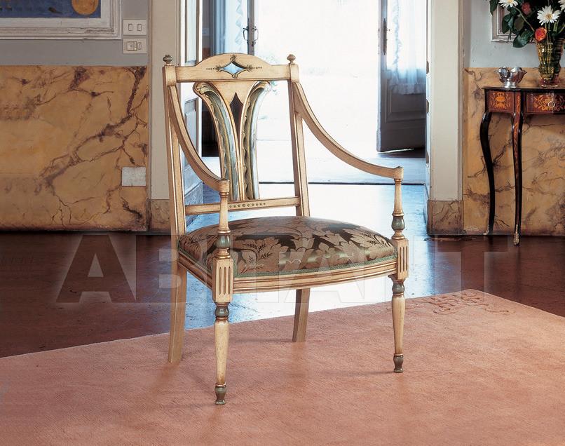 Купить Стул с подлокотниками F.LLI Sanvito Daphne 03060