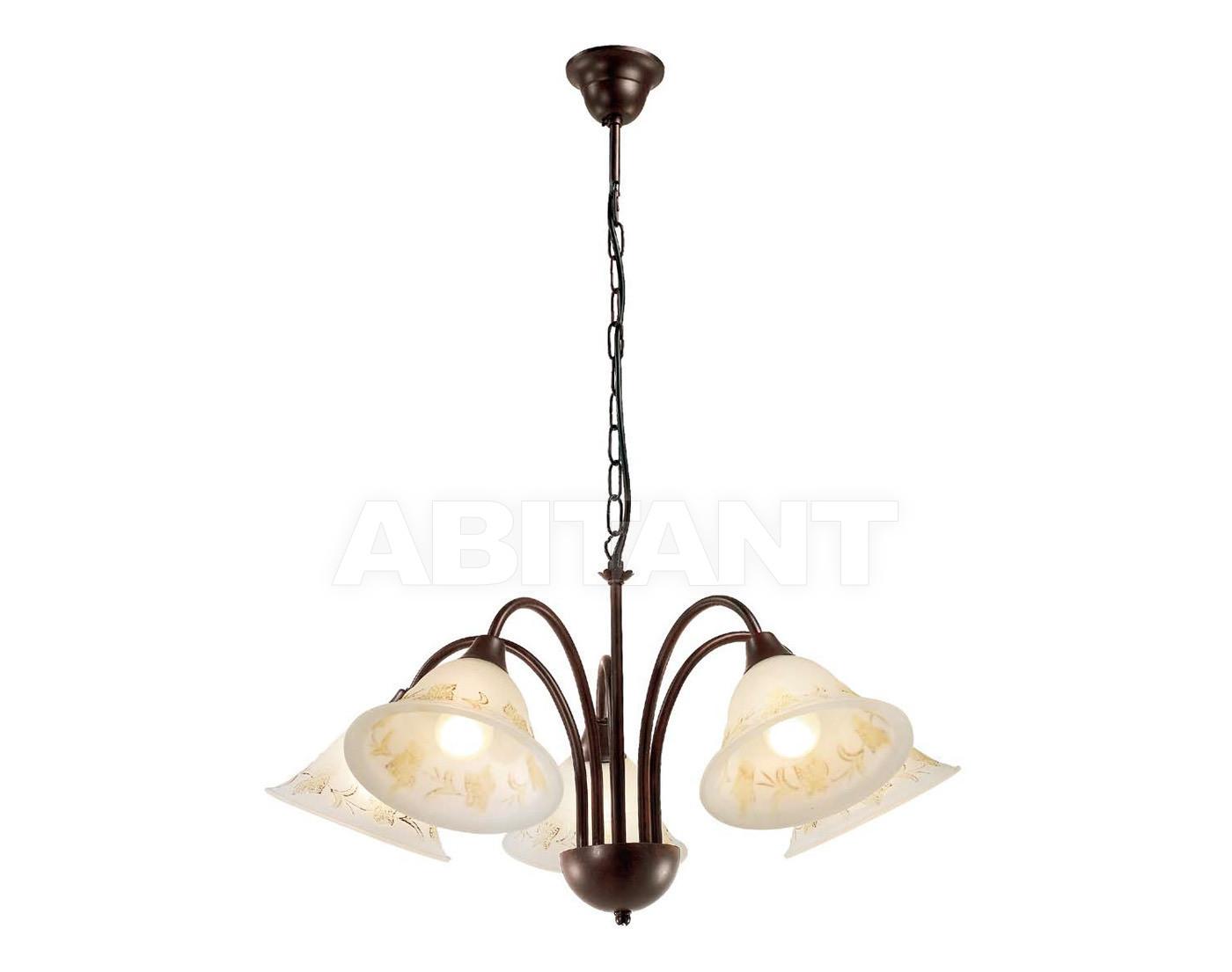Купить Люстра Orchidea Leonardo Luce Italia Interno Decorativo 2305/S-5