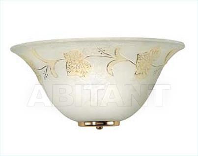 Купить Светильник настенный Orchidea Leonardo Luce Italia Interno Decorativo 2305/AC