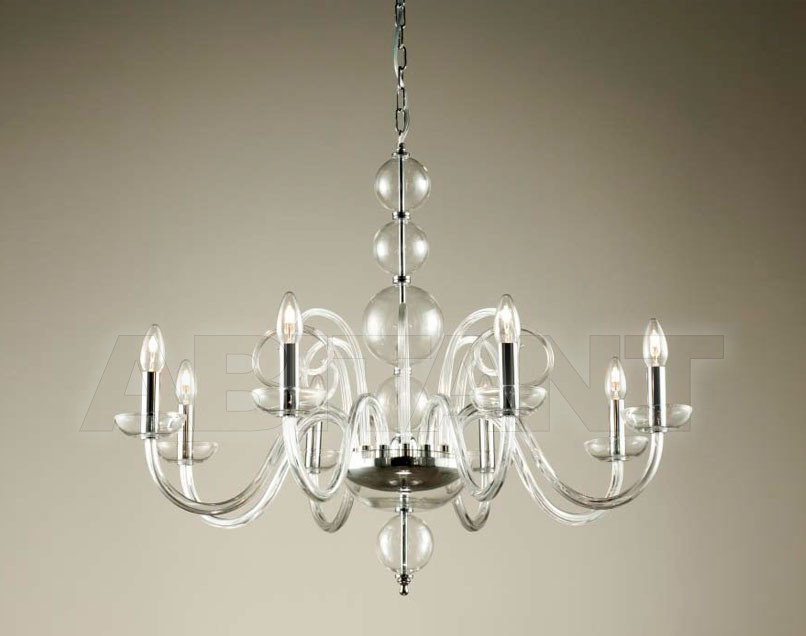 Купить Люстра Lumi Veneziani Premium Collection 509 8 CLEAR