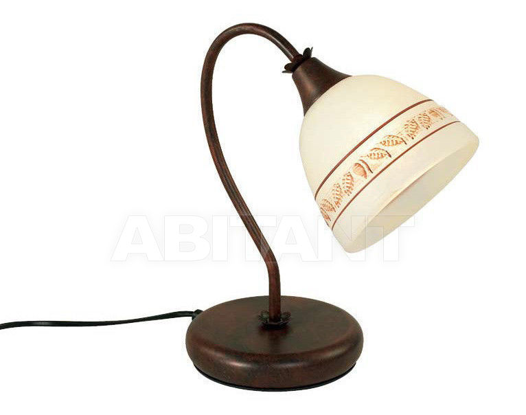 Купить Лампа настольная Barrel Leonardo Luce Italia Interno Decorativo 2296/L1